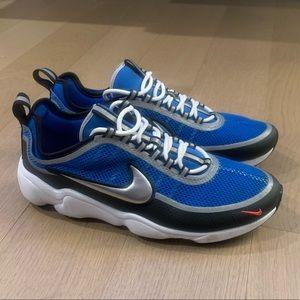 Nike Air Zoom spiridon regal blue/metallic silver